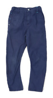 Next Boys Blue Trousers Age 6 Years