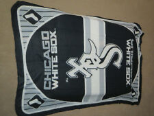 """Chicago White Sox Fleece Blanket / Wall Hanging > New/ Sealed > 63"""" x 42"""""""