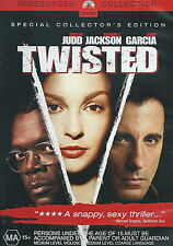 Twisted - Thriller / Police / Action - Ashley Judd, Samuel L. Jackson - NEW DVD