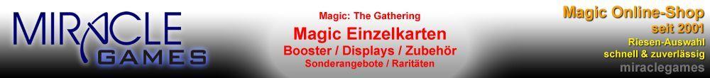 miraclegames Magic und Zubehör