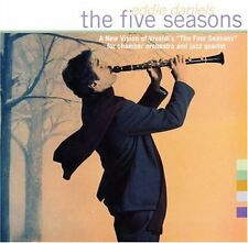 Eddie Daniels - Five Seasons [New CD]