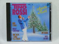 Tino ROSSI Chante NOËL VOL.3 CD Chanson Française vintage 30's 40's 50's