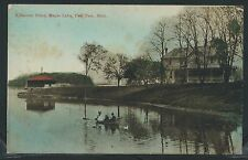 MI Paw Paw LITHO 10's KILLARNEY POINT on MAPLE LAKE by Bradford & Co. St. Joseph