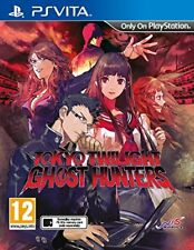 Tokyo Twilight Ghost Hunters  (PS Vita) (New) - Cheapest on Ebay - Stunning game