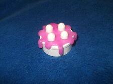 Lego Duplo Puppenhaus Winnie Pooh Schloss Torte Pink Weiss aus 4820 NEU