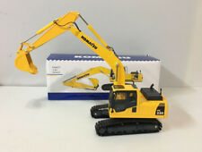 Rare!! Komatsu PC220-8 Hydraulic Excavator With Metal Track 1/43 Scale Die-Cast