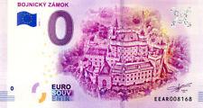 SLOVAQUIE Bojnice, Bojnický Zamok, 2018, Billet 0 € Souvenir