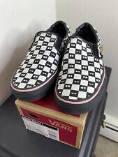 Vans Lazy Oaf Slip On Women's Shoes Size6 worn twice