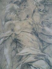 SIMON VOUET ( 1590-1649 ) GRAVURE FAC SIMILE PROCEDE DANIEL JACOMET 1966