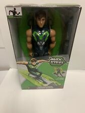 Max Steel Jet Pack, Transformable, And Missiles Launch Action Figure