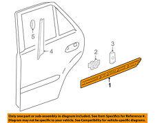 MERCEDES OEM 06-11 ML350 Exterior-Rear-Side Molding Right 16469026629040