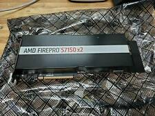 AMD FirePro S7150 x2 16GB GDDR5 Professional Graphics Card - Workstation