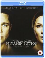 The Curious Case Of Benjamin Button [Blu-ray] [2009] [Region Free] [DVD]