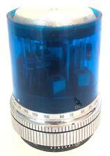 1969 SPACE AGE MODERN General Electric Blue Max P2760B Transistor Radio - WORKS