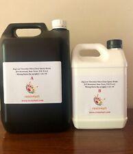 6.0kg Low Viscosity Ultra-Clear Epoxy Resin [UV Resistant]