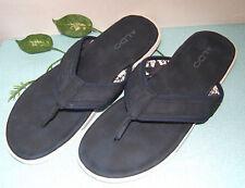 Aldo Navy BLUE Casual Flip Flops Sandal Shoes Size US 13 Medium EU 46 NEW