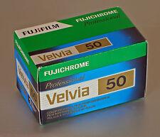 Fujifilm Velvia 50 135/36 Diafilme Piccola Immagine 1 Pellicola Mhd 07/2019