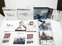 Final Fantasy XⅢ Advent Children Complete PlayStation3 PS3 Japan Free Shipping