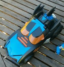 Fisher Price Imaginext Batman Batmobile / figure and barrels