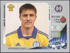 PANINI UEFA CHAMPIONS LEAGUE 2012-13- #441-BATE BORISOV-DMITRI MOZOLEVSKI