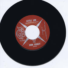 JOHN ASHLEY - LITTLE LOU / I NEED YOUR LOVIN (DOUBLE WHAMMY ROCKABILLY STROLLERS