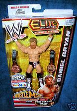 DANIEL BRYAN ELITE PAY PER VIEW WWE TITLE BELTS WWF WCW ECW RAW WRESTLEMANIA TRU
