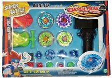BEYBLADE METAL MASTER similaires fusion 4D filature Tops bataille roue value pack