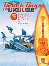 The Beach Boys for Ukulele Sheet Music Ukulele Book NEW 000701726