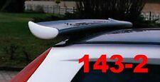 SPOILER ALETTONE PUNTO 3 PORTE GREZZO REGOLABILE  F143-2G SS123-2-1