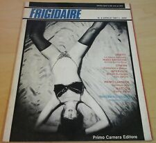 FRIGIDAIRE N.6 throbbing gristle mato grosso william burroughs cosey fanni tutti