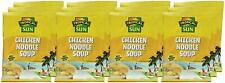 Tropical Sun Poulet Nouille Soupe Mélange 50g (Paquet De 12)