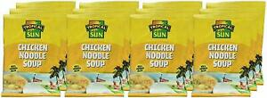Tropical Sun Chicken Noodle Soup Mix 50g (Pack of 12)