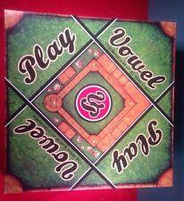 Vowel Play Board Word Game Timbuk II Games Homeschool