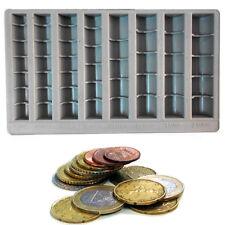 Porta Monete In Plastica Spiccioli Portamonete Cassa Negozio Soldi Contare 223