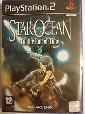 STAR OCEAN PLAY STATION 2 (PS2) SIGILLATO