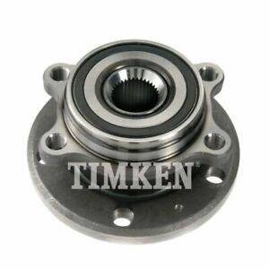 Wheel Bearing and Hub Assembly Front/Rear TIMKEN HA590106