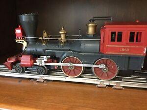 Lionel Postwar 1862 General 440 Steam Locomotive Set #1612