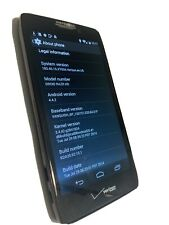 Motorola Droid Razr Hd - 16Gb - Black/Gray (Verizon) Smartphone