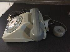 TELEPHONE A  CADRAN  GRIS   VINTAGE  Socotel S63