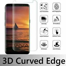For Samsung Galaxy S7 Edge 100% Genuine Tempered Glass Screen Protector - Clears