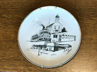 "Newburgh, Evansville IN Limited Edition River Boat 10"" Plate Picture Art Harris"
