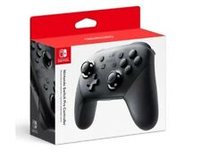 Nintendo Switch Pro Black Controller