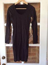 metalicus Nylon Dresses for Women