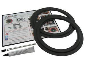 """BOSE 501 SPEAKER Parts 10"""" Woofer Foam Edge Replacement Repair Kit # FSK-10F"""