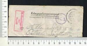 22612) Pow - Prig. Di War 1942 Letter Stammlager - Rosolini