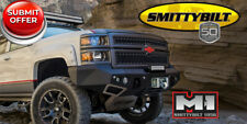 SmittyBilt 612821 M-1 Front Bumper Fog Lights for 11-14 Chevrolet 2500HD/3500HD