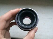 M42 Carl Zeiss Jena Pancolar Zebra 50/1.8 Lens