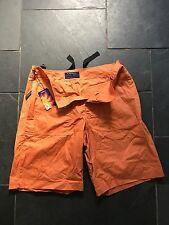 Paul Smith - r. Newbold - Shorts - Arancione - Taglia M - NUOVO