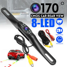 170° Car Rear View Camera Reverse Backup Parking LED Cam Night Vision Waterproof