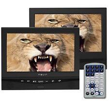 Dvd portatil Nevir 10.1'' X2 Nvr-2778dvd-pdcu negro USB